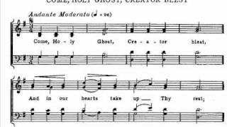Lambillotte-Soprano-Come Holy Ghost-Score.wmv