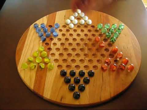Chinese Checkers - How to Play