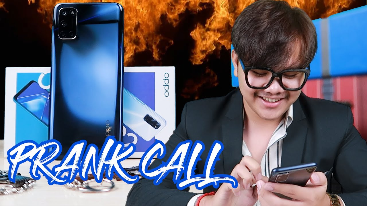 Call Prank on RavenBlaze  !!!!