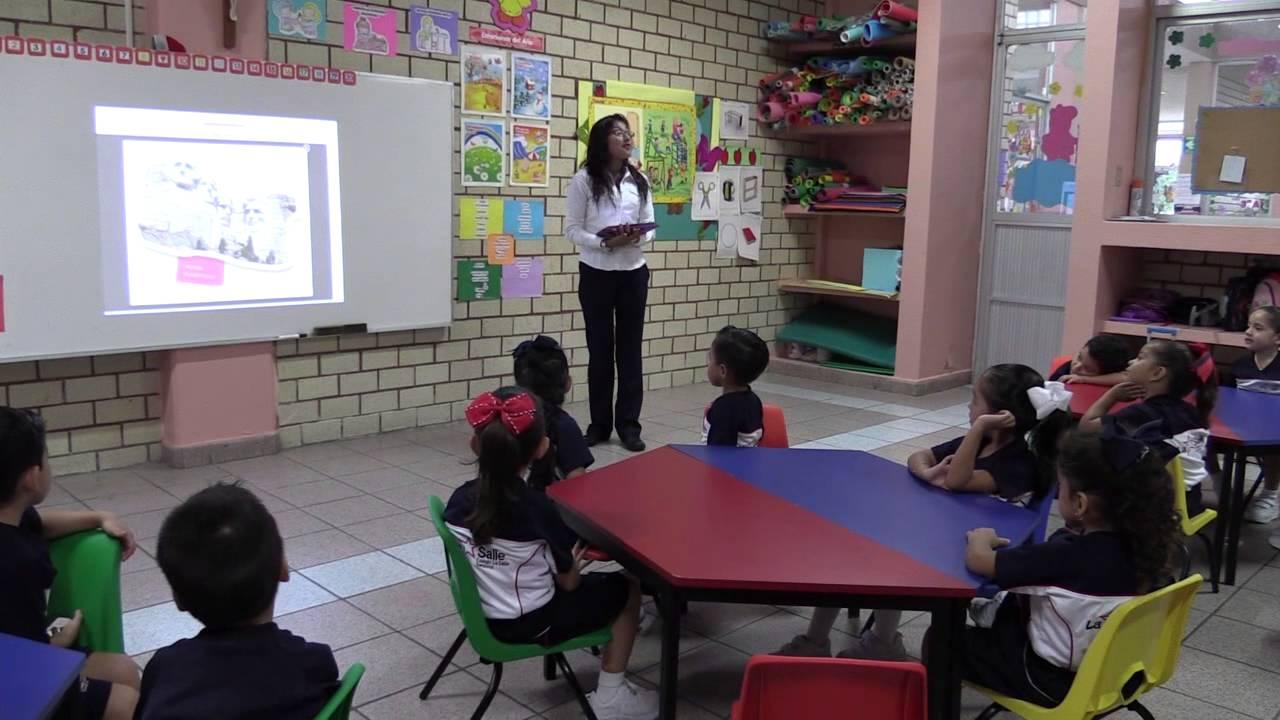 Clase muestra con ipad preescolar del ciclo escolar 2014 for Actividades divertidas para el salon de clases