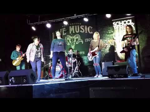 School of Rock Lubbock - Heroes