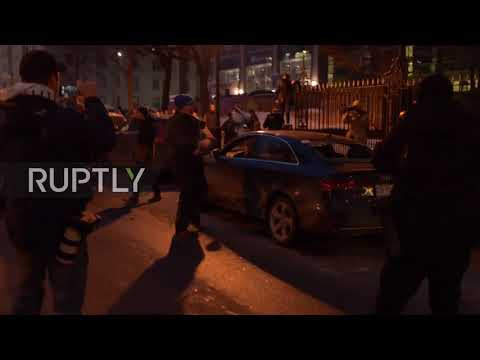 Canada: Clashes erupt at anti-police brutality protest in Montreal