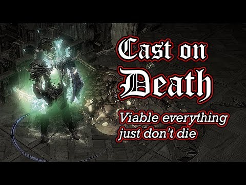 Very Deadly Dead build - Path of Exile (3.4 Delve)