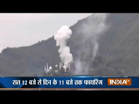 Pakistan Violates Ceasefire along LoC in Poonch, Fires Mortar Shells