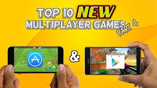 Top 10 NEW multiplayer games for Android/iOS (Wi-Fi/Bluetooth) - Part 4
