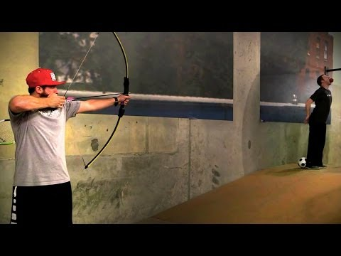 Thumbnail: Trick Shots (ft. Dude Perfect)