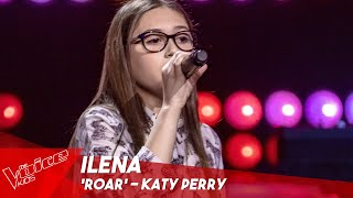 Ilena - 'Roar' | Blind Auditions | The Voice Kids Belgique