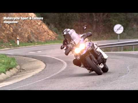 2016 Triumph Tiger Explorer  with Charley Boorman