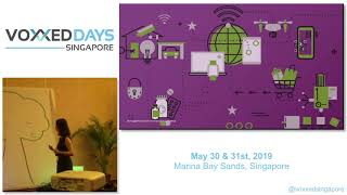 The importance of culture in innovation - Voxxed Days Singapore 2019