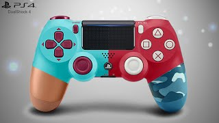 Every PS4 Controller