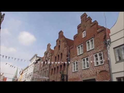 Lübeck, Germany: More of the old town