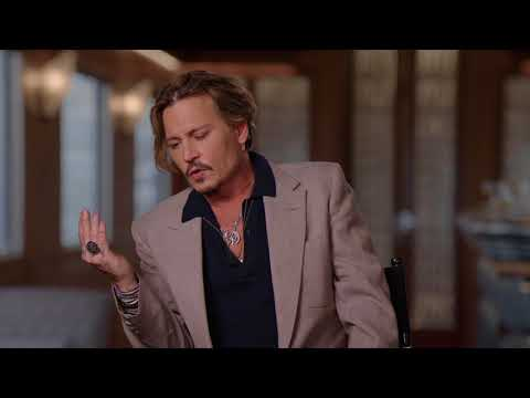 Murder on the Orient Express: Johnny Depp Behind the Scenes Movie Interview