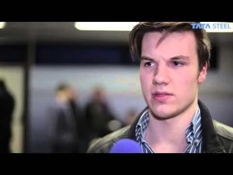 Tata Steel Chess 2013 - En passant - Robin van Kampen round 10
