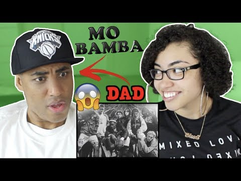 MY DAD REACTS TO Sheck Wes - Mo Bamba REACTION