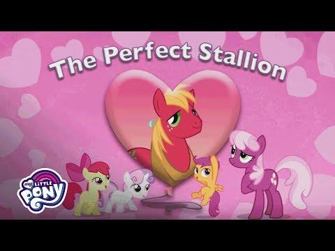 My Little Pony I Music Video I  The Perfect Stallion