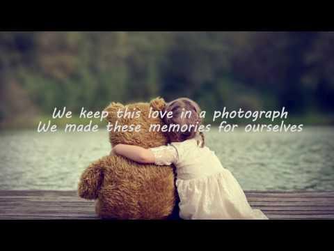 ed-sheeran---photograph-with-lyric