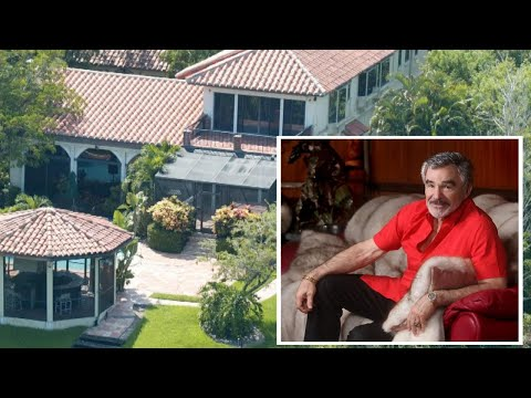 Burt Reynolds Believed to Be Broke When He Died at Florida Estate