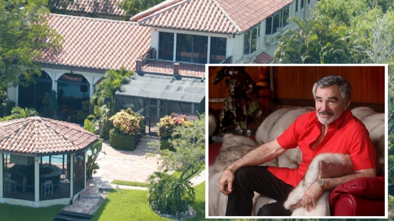Burt Reynolds Believed to Be Broke When He Died at Florida Estate