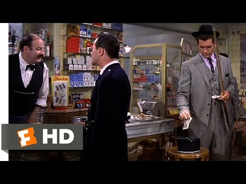 Irma la Douce (1963) - That Kind of Love Is Illegal Scene (1/11) | Movieclips