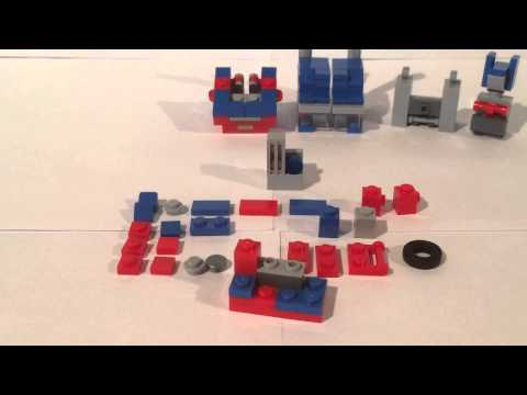 Lego Optimus Prime & Jetfire combo MOC   Transformers 2 ...   480 x 360 jpeg 11kB
