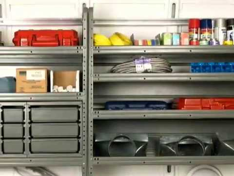 Adrian Steel Ad Series Shelving Youtube