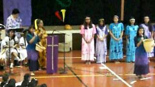 Beautiful sung by Chelsea, Olivia, and Makena