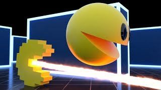 PAC-MAN VS PAC-MAN 256 [NEW VIDEO 2019]