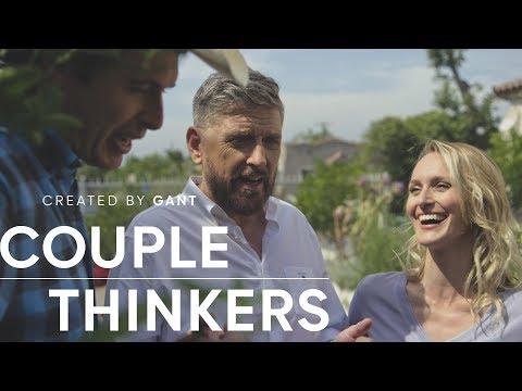 Couple Thinkers -  EP 1 -  Kimbal Musk:  Can real food feed the world?