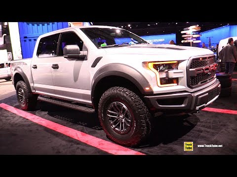 2019 Ford F150 Raptor - Exterior and Interior Walkaround - 2019 Detroit Auto Show