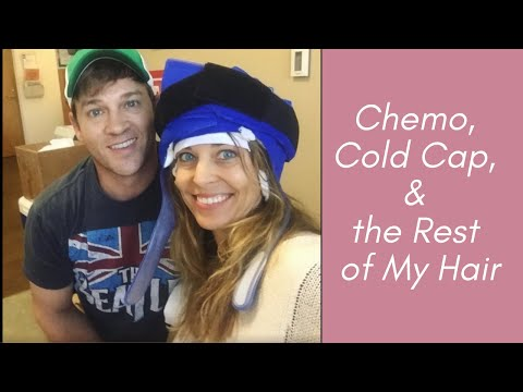 Chemo, Cold Cap & And The Rest Of My Hair