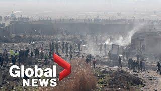Canada prepares international response to downed UIA Flight 752