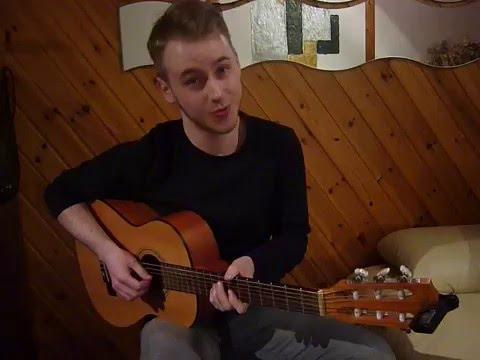 Vivaldi Concerto Part 2 - Alistair Dick BA3 Guitar