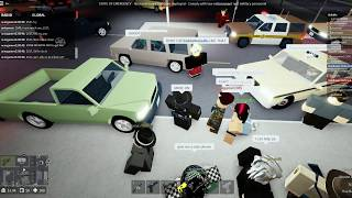 [24] MSP PATROL, STATE OF EMERGENCY! New Haven County ROBLOX