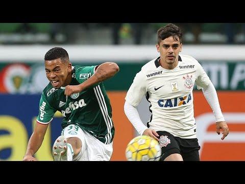Melhores momentos - Palmeiras 1 x 0 Corinthians - Campeonato Brasileiro 2016