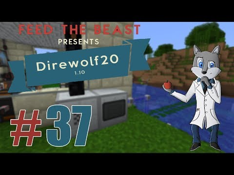 Railcraft|Feed The Beast S3EP37