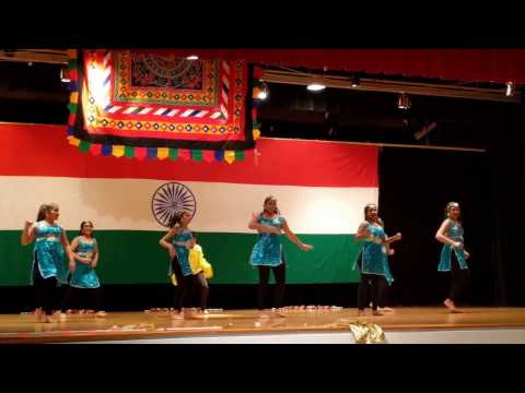 2017 - Jan 28th - India Republican day dance performance