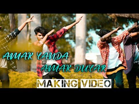 Making Video Of Amak Landa Amak Dular | HEMBROM CREATIVE
