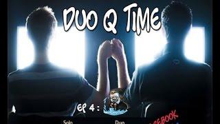 Duo Q Time : Ep 4 : Ashe ADC ! 1vs9 et presque penta en silver  !