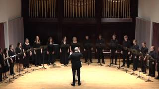 Away in a Manger by Ola Gjeilo and CORO Vocal Artists
