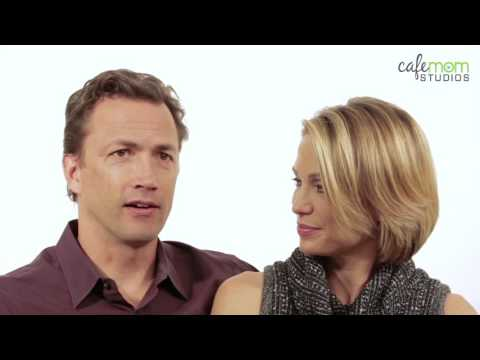 Amy Robach and Andrew Shue on Breast Cancer and Their Regrets