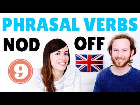 aprende-inglés-online---phrasal-verbs-9---nod-off