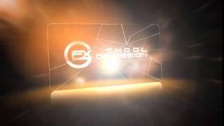 GFX SCHOOL AND STUDIO OF DESIGN ONLINE SPACE LOGO OPENER CONCEPT A