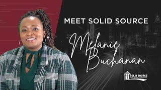 Meet Solid Source | Melanie Buchanan