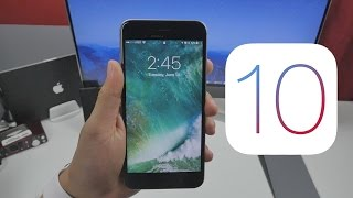 Apple iOS 10: What's New, Walkthrough, and Overview