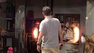 Tacoma Museum of Glass- Forging