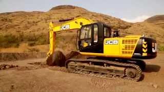JCB JS220LC Heavy Duty Excavator | JCB Hydraulic Tracked Excavators