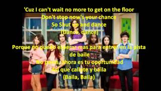 Victoria Justice Shut Up N Dance Español-Ingles