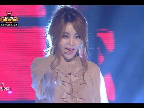 Brown Eyed Girls - Kill Bill, 브라운 아이드 걸스 - 킬 빌, Show Champion 20130807