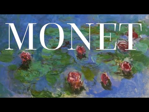 Inside Claude Monet Museum The Garden Paintings - French Post-impressionism