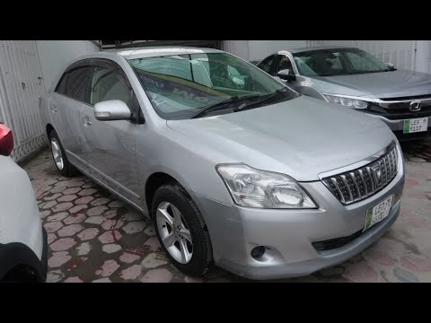 Toyota Premio F | Detailed Review | Price, Specs & Features
